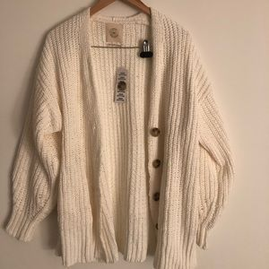 UO Cozy Cardigan Sweater - New with Tags